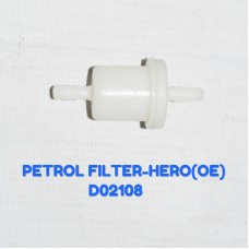 PETROL FILTER-HERO(OE) -D02108